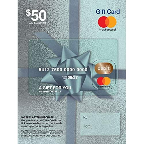 Buy 8 Mastercard Gift Card (plus $8.8 Purchase Fee) Online in