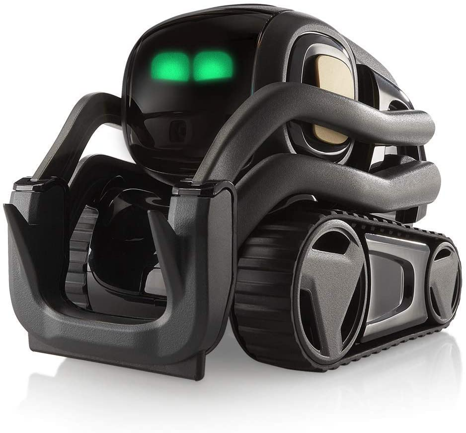 Vector Robot by Anki, A Home Robot Who Hangs Out & Helps Out, With Amazon  Alexa Built In