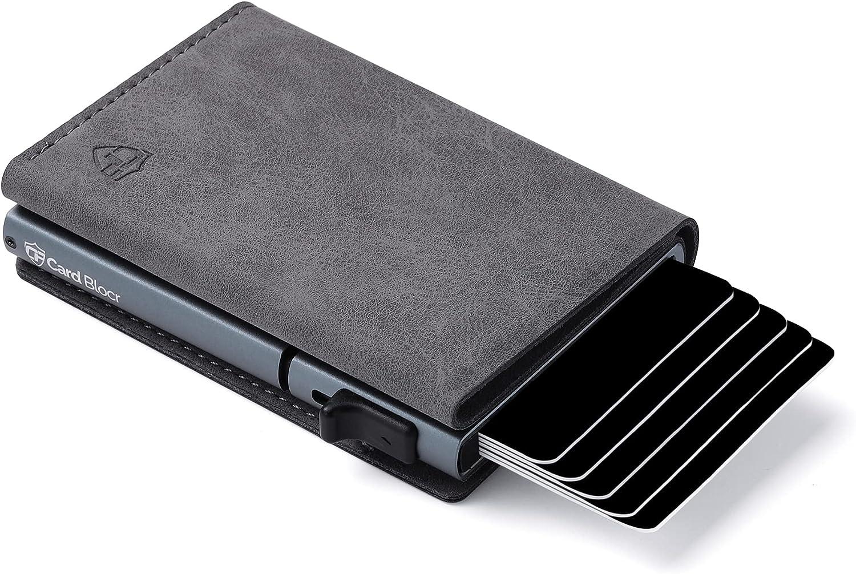 Buy Card Blocr Best Slim Wallet RFID Blocking Credit Card Holder