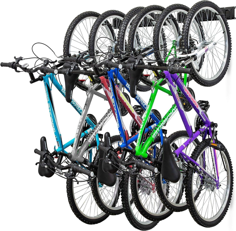 Raxgo Garage Bike Rack Wall, Garage Bike Storage Hanging